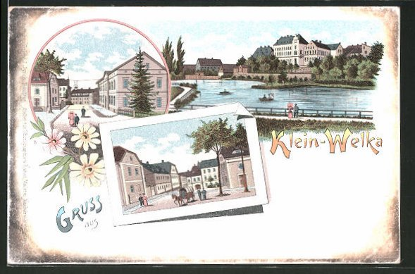 218af648e1e Lithographie Klein-Welka