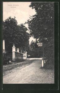 AK Malente-Gremsmühlen, Kurhotel Waldschenke 0