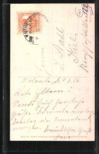 AK Malente-Gremsmühlen, Kurhotel Waldschenke 1