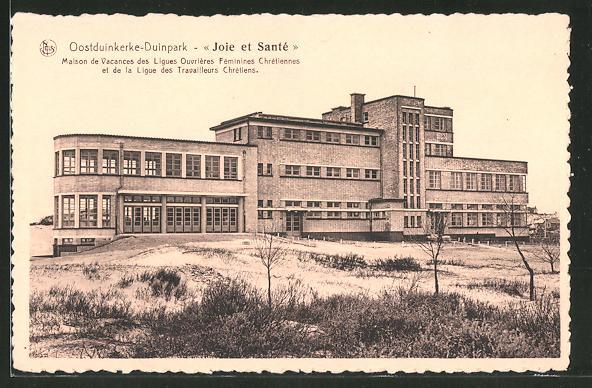 AK Oostduinkerke-Duinpark, Maison de Vacances