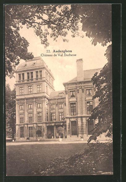 AK Auderghem, Chateau de Val Duchesse