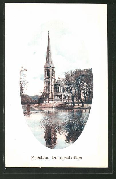 AK Kobenhavn, Den engelske Kirke, Kichblick