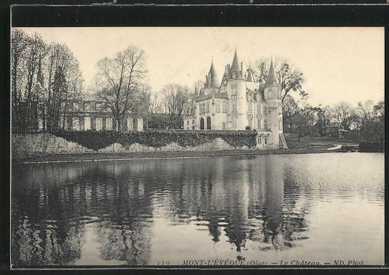 AK Mont-L'Évêque, Le Château