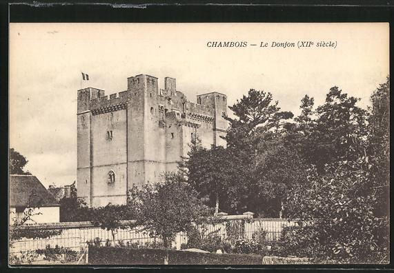 AK Chambois, Le Donjon