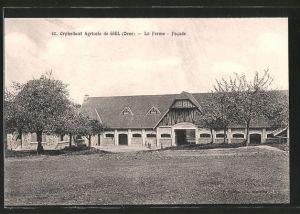 AK Giel, la ferme du l'orphelinat agricole