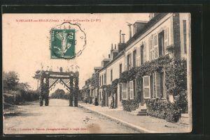 AK St-Hilaire-sur-Rille, route de Granville