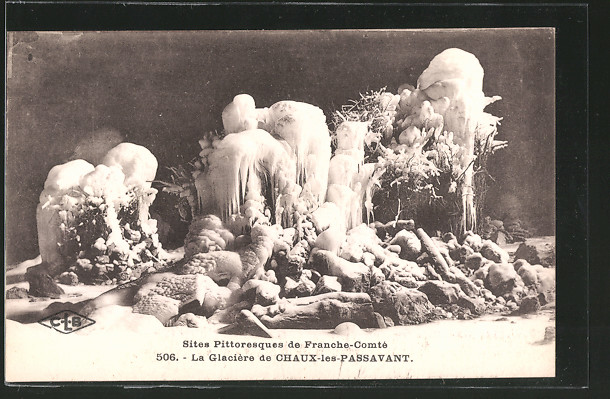 AK Chaux-les-Passavant, la glacière