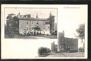 AK Pibrac, château de Pibrac