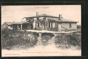 AK Pibrac, pèlerinage, la maison de Ste-Germaine
