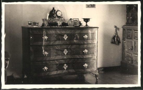 Foto-AK Möbel, schöne Wohnzimmer Anrichte Nr. 5506504 - oldthing ...