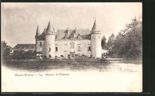 AK Nexon, le château