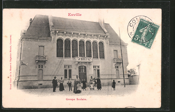 AK Euville, Groupe scolaire