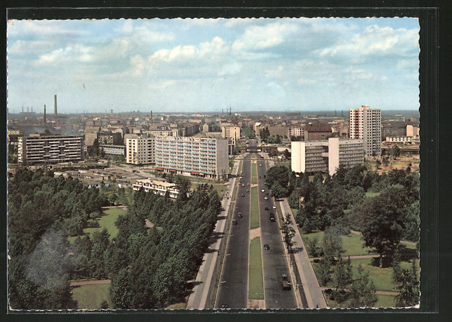 AK Berlin, Hansaviertel