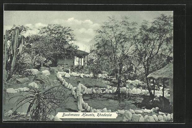 AK Rhodesia, Bushmans Haunts