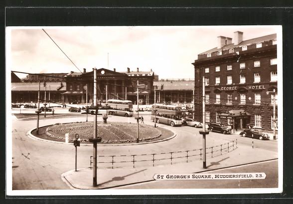 AK Huddersfield, St. Georg's Square