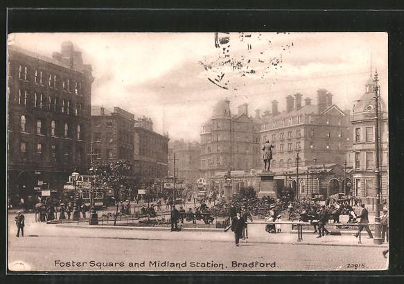 AK Bradford, Foster Square and Midland Station