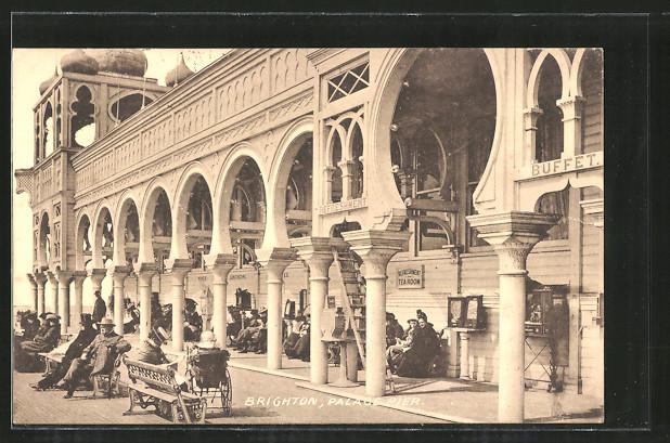 AK Brighton, Palace Pier