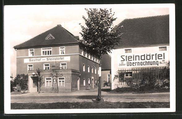 AK Steindörfel, Gasthof Steindörfel
