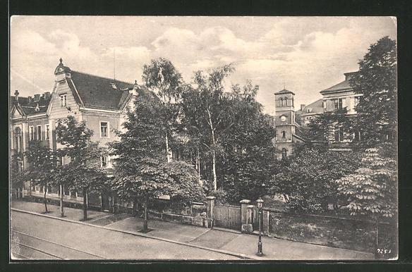 AK Dresden-Neustadt, Evang.-luth. Diakonissenhaus