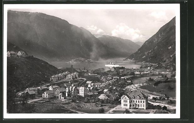 AK Odda, Hardangerfjord