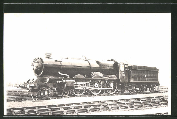 AK Locomotive Anglaises, Great Western Railway, Locomotive No. 6028, King George VI