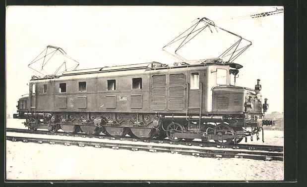 AK Locomotives du Sud-Ouest, Machine E 2 D 2-502