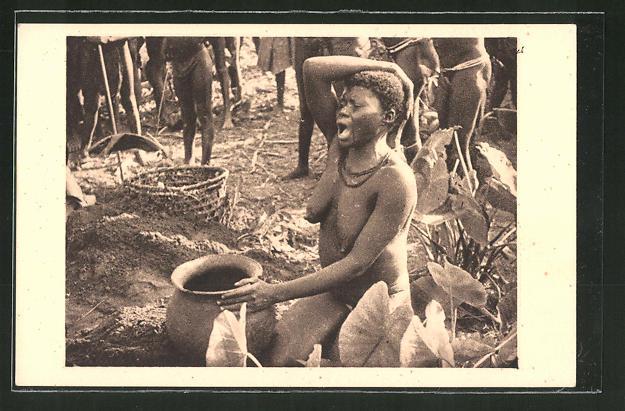 nackte afrikanische Damen Bilder