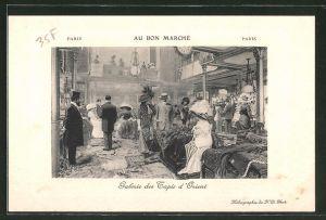 AK Paris, Galerie des Tapis d'Orient, au bon coin