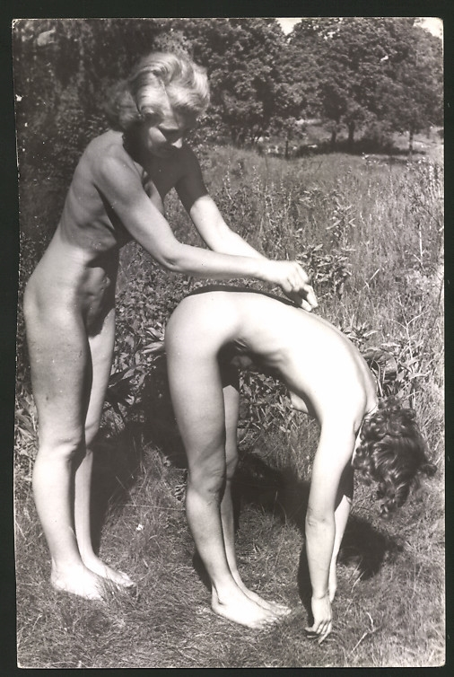 Erotische Junge Nackte Frauen