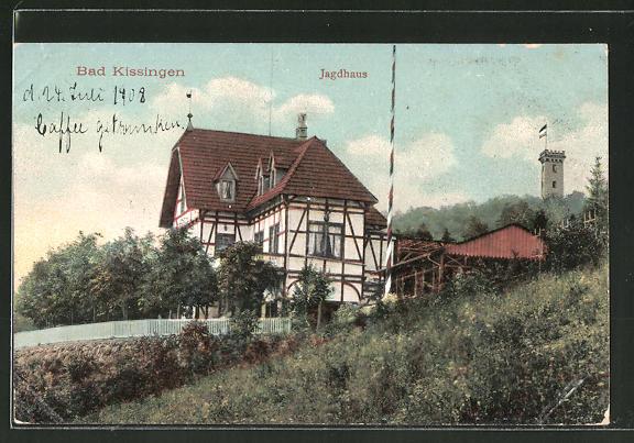 Cafe Jagdhaus Bad Kissingen