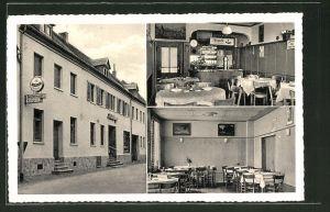 AK Waldgirmes, Gasthaus & Metzgerei Karl Failing
