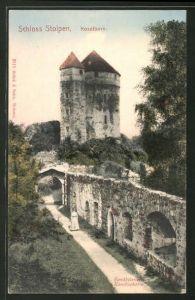 AK Stolpen, Schloss Stolpen, Koselturm