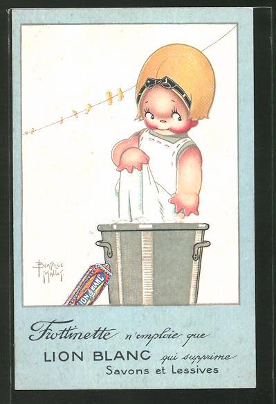 Künstler-AK Beatrice Mallet:
