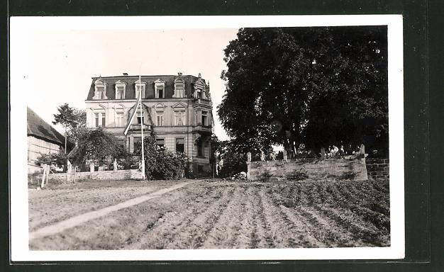 AK Pinzberg, Kurhotel zur Terrasse