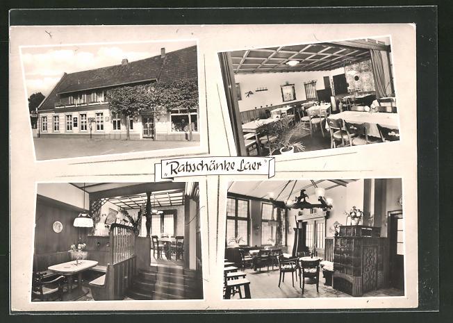 AK Laer i. Westf., Gaststätte und Lebensmittel