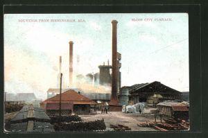 AK Birmingham, AL, Sloss City Furnace