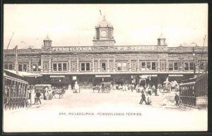 AK Philadelphia, PA, Pennsylvania Ferries