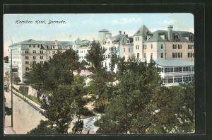AK Bermuda, Hamilton Hotel