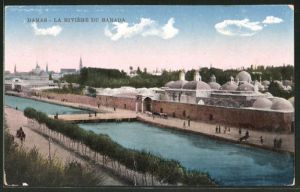 AK Damas, La Riviére du Barada