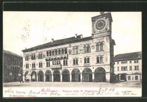 AK Belluno, Palazzo della R. Prefettura