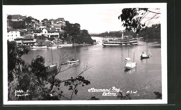 AK Sydney, Mosman Bay