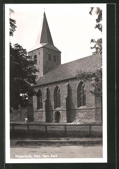 AK Westerbork, Ned. Herv. Kerk