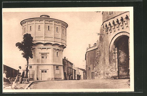 AK Verdun, Porte