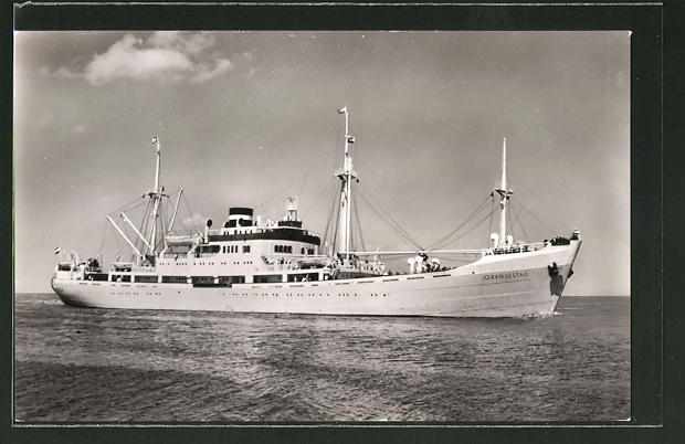 AK Passagierschiff M.S.