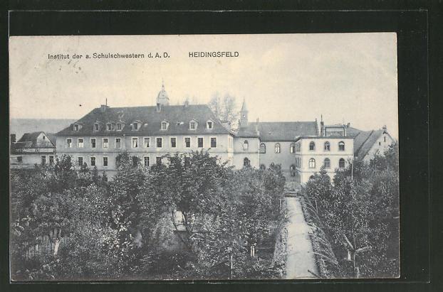 AK Heidingsfeld, Institut der a. Schulschwestern d. A.D.