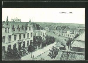 AK Güsten i. Anh., Gasthaus Thüringer Hof