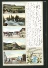 AK Hammelburg, verschiedene Ortsansichten