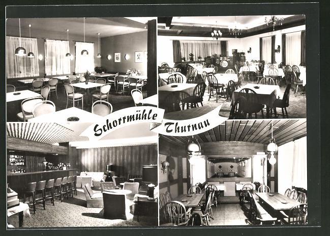 AK Thurnau, Restaurant-Tanzcafé Schorrmühle
