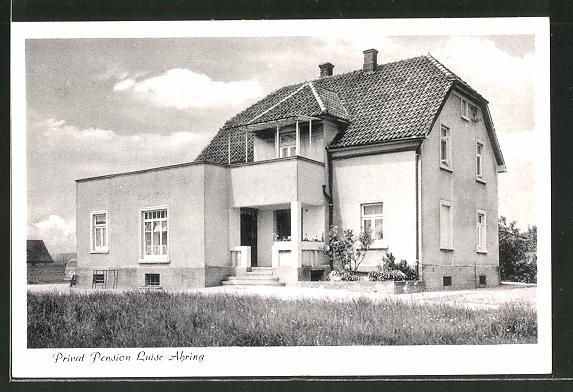 AK Aschendorf, Pension L. Ahring