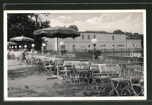 AK Lindhardt, Gasthaus Mühle Lindhardt
